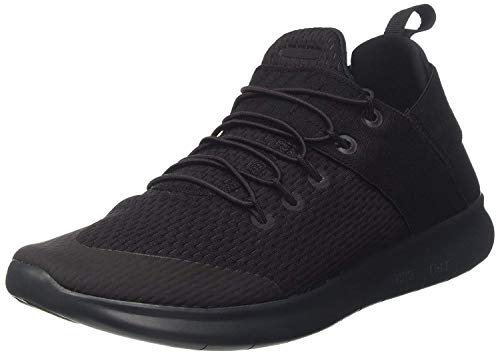 Nike Herren Free Rn Cmtr 2017 Laufschuhe, Nero (Black/Black/Dk Grey/Anthracite), 40 EU