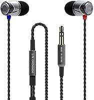 Koptelefoon, SoundMAGIC E10 In-Ear-koptelefoon High Fidelity-oordopjes smartphone Stereo Oortelefoon met...