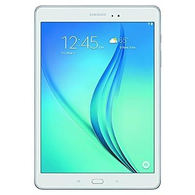 Samsung Galaxy Tab A SM-T550NZWAXAR 9.7-Inch Tablet (16 GB, White)