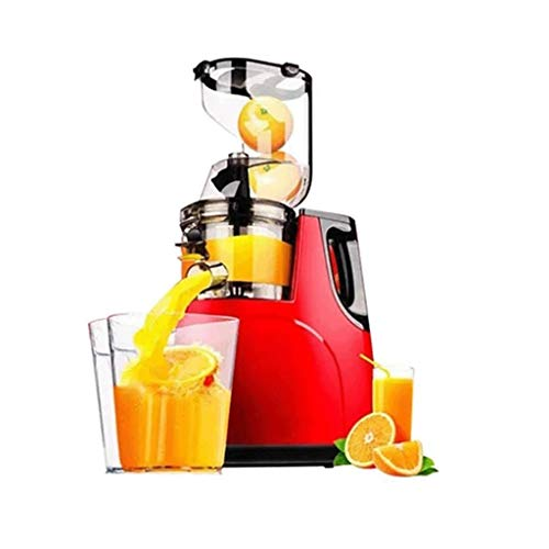Sale!! JTGYA Slow Masticating Juice Extractor,Cold Press Juicer Machine with Wide Chute for Fruit an...