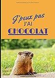 J'peux pas j'ai chocolat: Carnet de 50 fiches de dégustation de chocolat à compléter  - Table des matières - Format 17,78x25,4 cm (7x10 po)