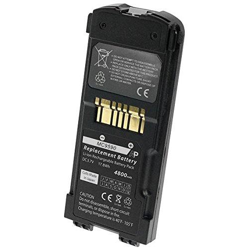 Artisan Power Batería de repuesto para los escáneres de las series Motorola/Symbol MC9500 y 9590.4800 mAh