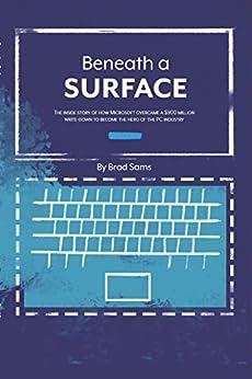 Beneath A Surface (English Edition) di [Brad Sams]