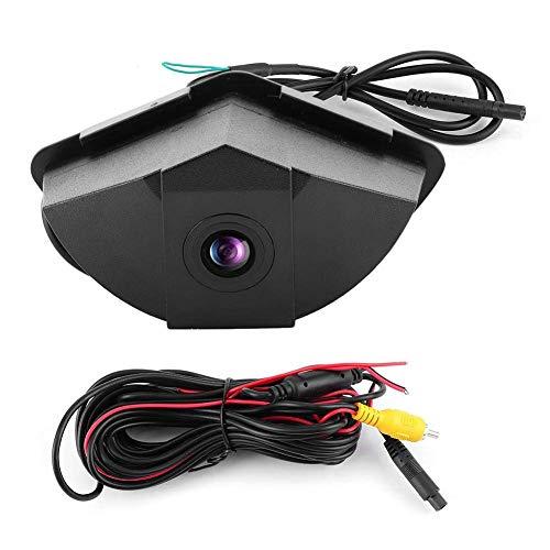 Cámara de visión frontal, CCD IP68 Cámara de visión nocturna de visión frontal Cámara impermeable de 170 ° Cámara de monitor de estacionamiento