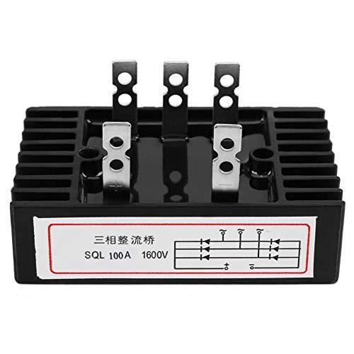 Puente Rectificador Diodo Trifásico Sql 100A 1600V Conversión Corriente Continua Alterna Alta Calidad de AC a DC