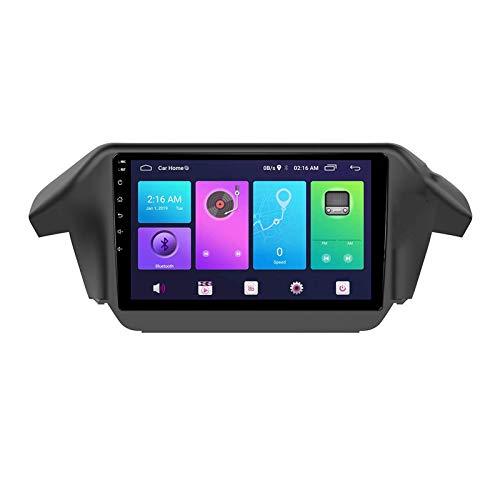 Sat Nav Android 10.0 Car Stereo Radio Compatible HONDA ODYSSEY 2009-2014 Navegación GPS Unidad principal de 9 pulgadas Reproductor multimedia MP5 Receptor de video Rastreador 4G WIFI DSP Mirrorlink C
