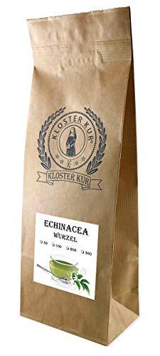 VITAIDEAL VEGAN® Echinacea Wurzel geschnitten (Echinacea purpurea, Sonnenhut) 300g, rein natürlich ohne Zusatzstoffe.