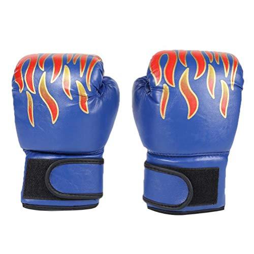 Kinderbokshandschoenen, kleine bokshandschoenen voor kinderen van 3 tot 12 jaar trainingshandschoenen voor MMA, Muay Thai, kickboksen en zandzak sport