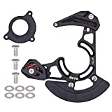 Roeam Bike Chain Guide ZTTO DH MTB Bicycle Chain Guide Drop Catcher BB Mount Adjustable for Mountain Gravel Bike Single Disc 1X System CG-03/CG-04