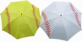 Baseball Softball Sports Golf Umbrella 60 2 Pack Great for the all day tournaments to give shade Big rain umbrella