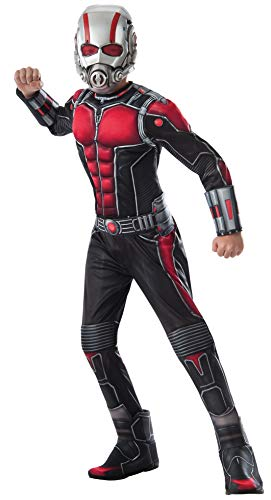 Ant-Man Deluxe Costume, Child's Large by Rubie's Costume Co