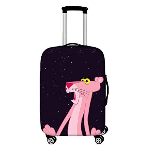 YiiJee elastische Kofferschutzhülle Kofferschutzbezug Gepäckschutz Kofferbezug Kofferhülle Luggage Cover Koffer Hülle Schutzbezug Als Bild2 L