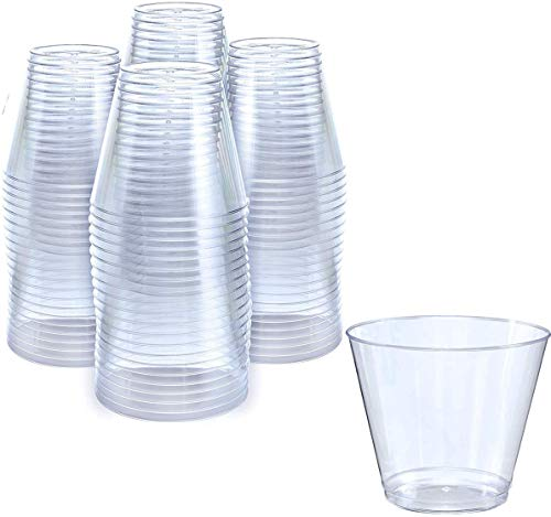 Small Clear Plastic Cups