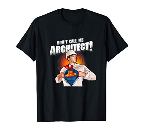 Civil Engineer Design Architect Super Hero Civil Engineer T-Shirt