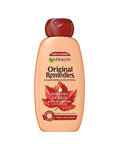 Garnier Original Remedies Remedio de Arce tratamiento capilar aceite en crema para pelo seco - 300 ml