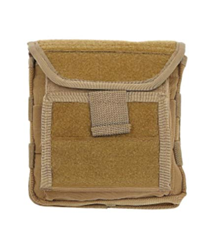 FSD-MJ 1000D Tactical Molle Admin Ammo Pouch Bolsa EDC compacta Licencia de...