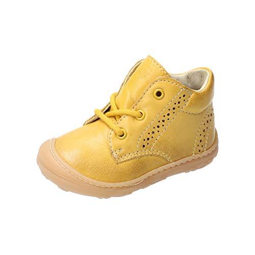 RICOSTA Unisex - Kinder Lauflern Schuhe Kelly von Pepino, Weite: Mittel (WMS), leicht Kids junior Kleinkinder Kinder-Schuhe,Sonne,22 EU / 5.5 Child UK