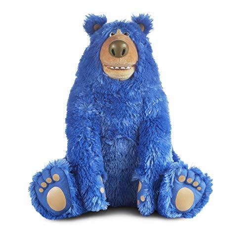 Wonder Park 31096 Huggable Boomer Juguetes Suaves, Azul,