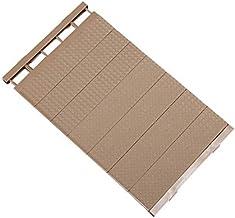 Verstelbare Closet Organizer Storage Shelf muur gemonteerd Keuken Opslag Houders Rekken Plastic Layer Opslag Planken (Colo...