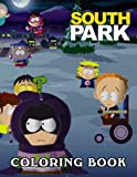 South Park Coloring Book: A Fabulous Coloring Book For Fans of All Ages With Several Images Of South Park. One Of The Best Ways To Relax And Enjoy Coloring Fun.