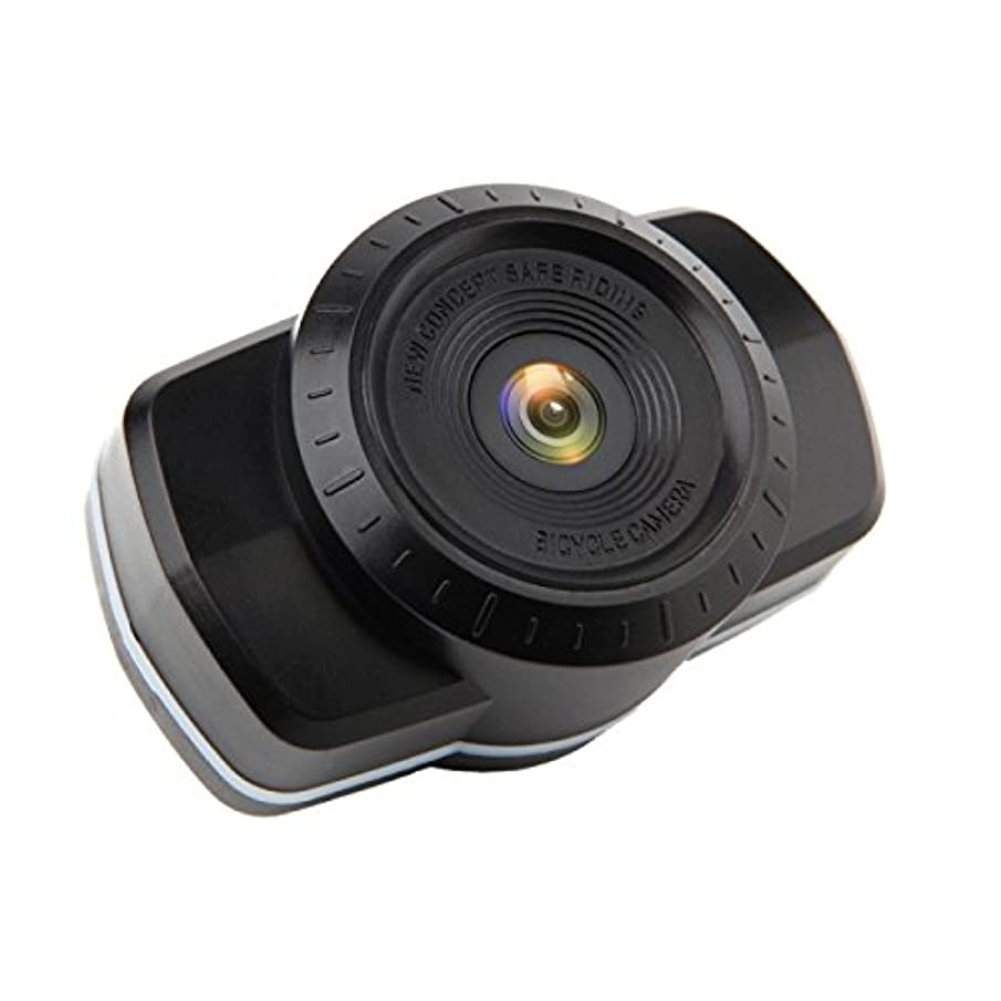 Streetwise Security Products CRVWBC Cyclecam Rearview Wi-Fi Bike Camera