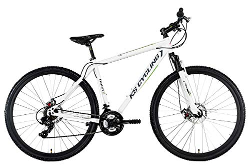 "KS Cycling Mountainbike MTB Hardtail Twentyniner 29"" Heist weiß RH51cm"