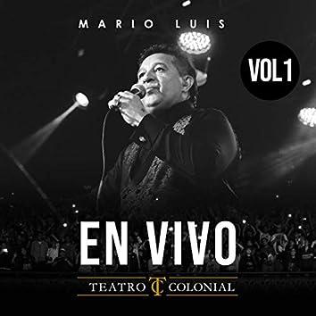 En Vivo en Teatro Colonial, Vol. 1 (En Vivo)
