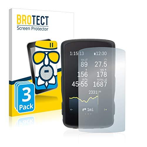 BROTECT Protector Pantalla Cristal Mate Compatible con Hammerhead Karoo 2 Protector Pantalla Anti-Reflejos Vidrio, AirGlass (3 Unidades)
