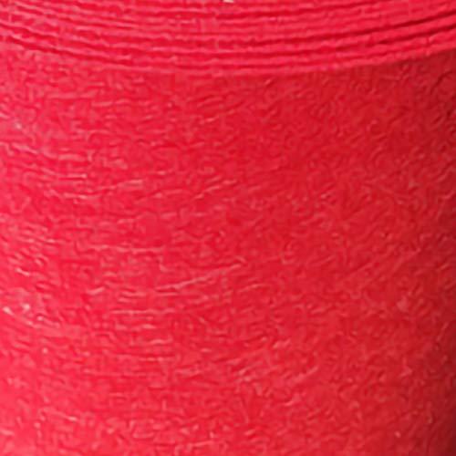 ZXC Hoja de Fieltro Tela de Fieltro 1m de Ancho Telas Manualidades para Patchwork Costura DIY Artesanías de Bricolaje Manualidades 1m Vendido por Metro(Color:Gran Rojo)