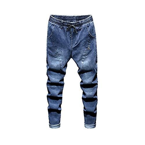 N\P Harem de Gran tamaño Harem Pantalones Pantalones de Calle de Hombre
