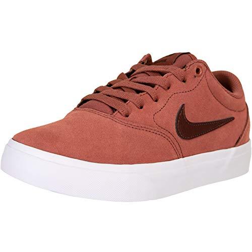 Nike SB Charge Suede - Zapatillas deportivas, color Rojo, talla...