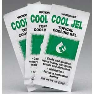 Cool Jel Topical Cooling Gel - For Burns, Cuts, Scrapes and Abrasions (12/PK)