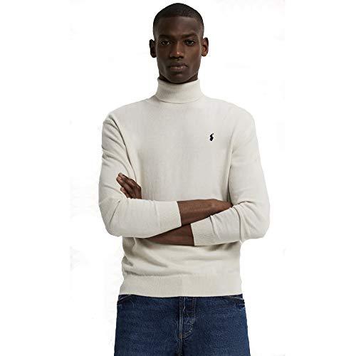 Polo Ralph Lauren Rollkragen Pullover (XXL, Pure White)