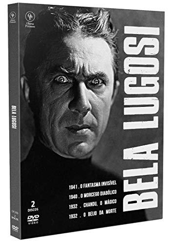 Bela Lugosi Digipak com DVDs