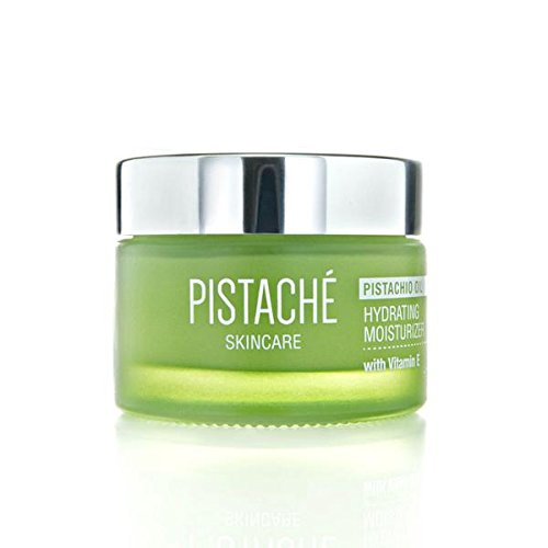 Pistaché Skincare Hydrating Face Moisturizer with Vitamin E – Made with Natural and Organic Ingredients (Single)