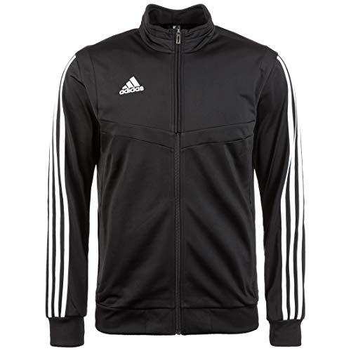 adidas Tiro 19 Polyester Jacke Chaqueta Deportiva, Hombre, Black/White, M