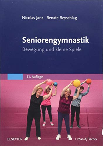 Seniorengymnastik: Bewegung und kleine Spiele