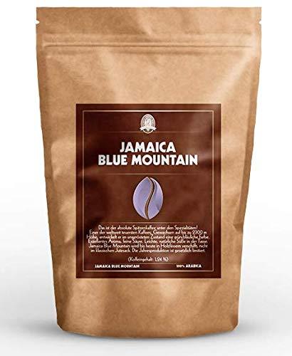 Henry´s Kaffee Jamaica Blue Mountain 100g - Kaffeerarität - exzellentes Aroma - feine Säure - handwerklich geröstet - Premium Kaffeebohnen