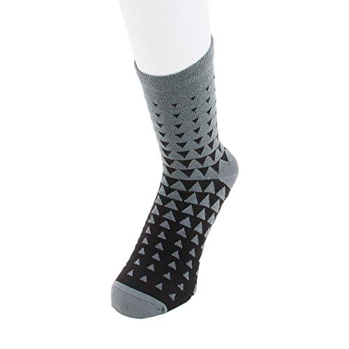 MAVIC Ksyrium Merino Graphic Fahrrad Socken grau 2020: Größe: L (43 46)