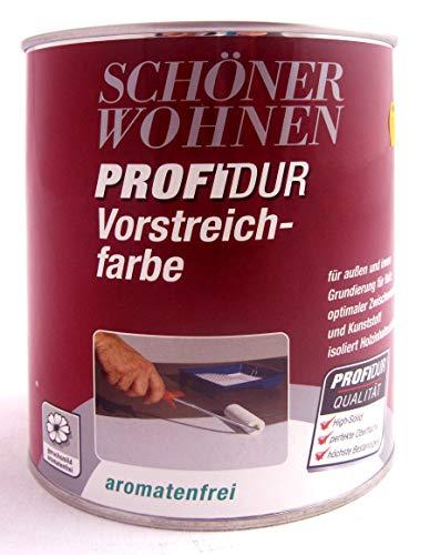 Schöner Wohnen profidur Vorstreich farbe Weis 750 ml