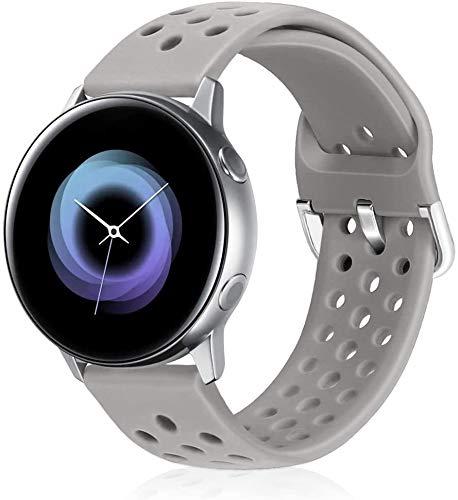 Chainfo Correa de Reloj Compatible con Huawei Watch GT 2 (46mm) / Watch GT 2e / Watch GT, Silicona Banda de Reemplazo Pulsera (22mm, Pattern 9)