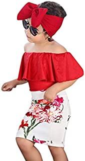 2Pcs/Set Fashion Toddler Kids Baby Girl Sleeveless T-Shirt Top+Pineapple Shorts Outfits Yamally