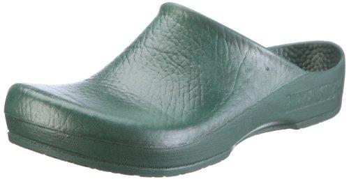 Birkenstock AS 67051 Unisex-Erwachsene Clogs & Pantoletten, Grün (GREEN), EU 38