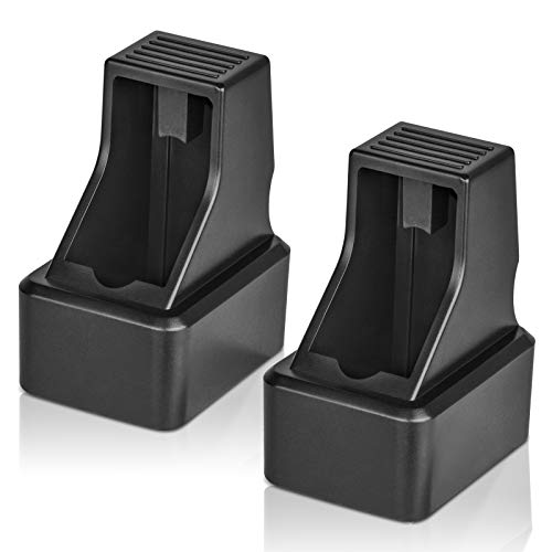 iFuntec Magazine Loader,Speed Loader for Pistol 9mm Kahr Arms K9 CM9 CW9 MK9 P9 PM9(2 Pack)