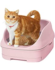 花王 Nyantomo 清潔廁所套裝 開放式 [貓用廁所主體]