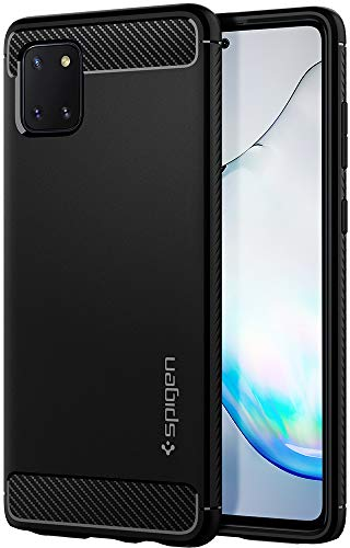 Spigen Rugged Armor Designed for Samsung Galaxy Note 10 Lite Case