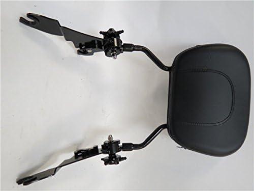 K-Racing Rear Backrest Sissy Bar New item 5 ☆ popular With Cushion Harley Davidso Pad