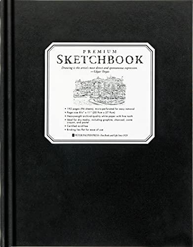Large Premium Sketchbook