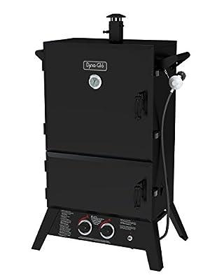 Dyna-Glo Double Door Vertical Smoker-15