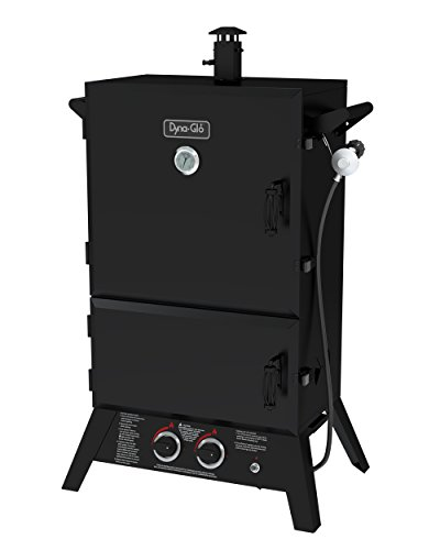 "Dyna-Glo DGW1235BDP-D 36"" Wide Body LP Gas Smoker"